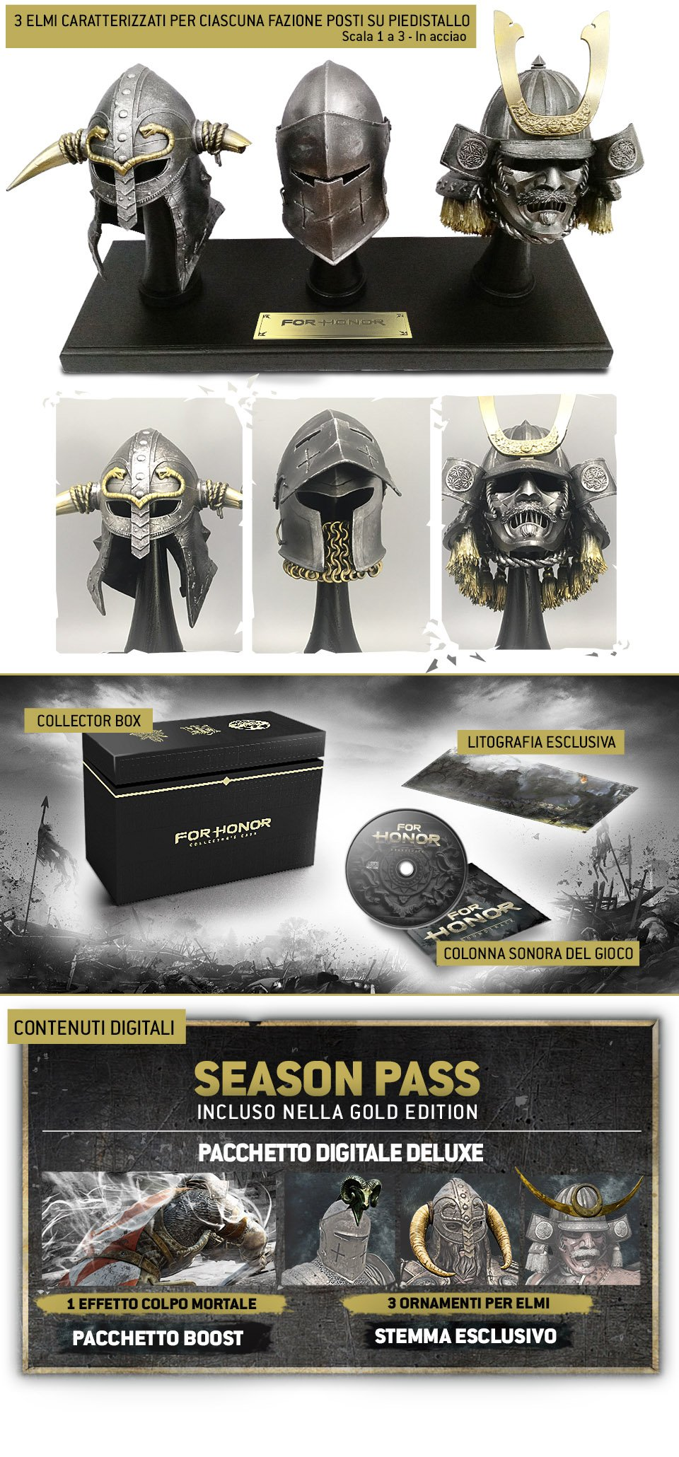 for honor collector edition