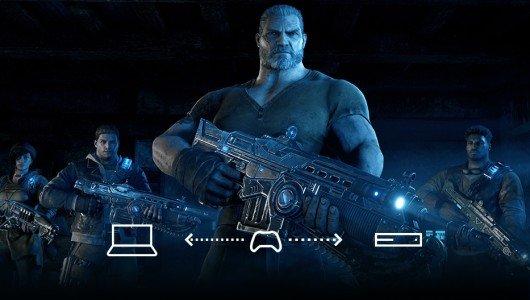 gears war 4 crossplay