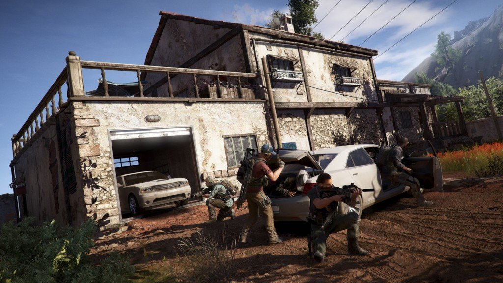 ghost recon wildlands closed beta