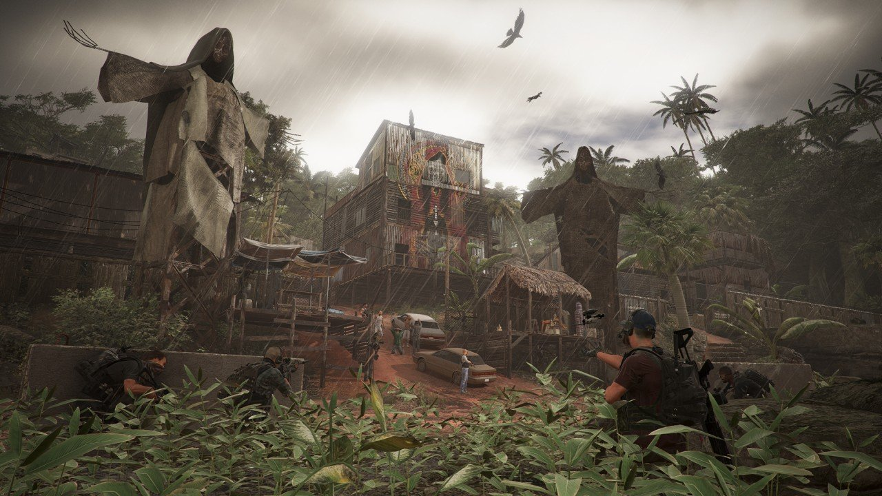 ghost recon wildlands anteprima pc steam xbox one ps4 immagine