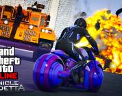GTA Online: nuova modalità Vehicle Vendetta, nuova moto, e altro