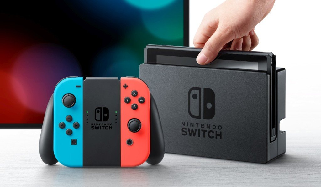 Nintendo switch system update