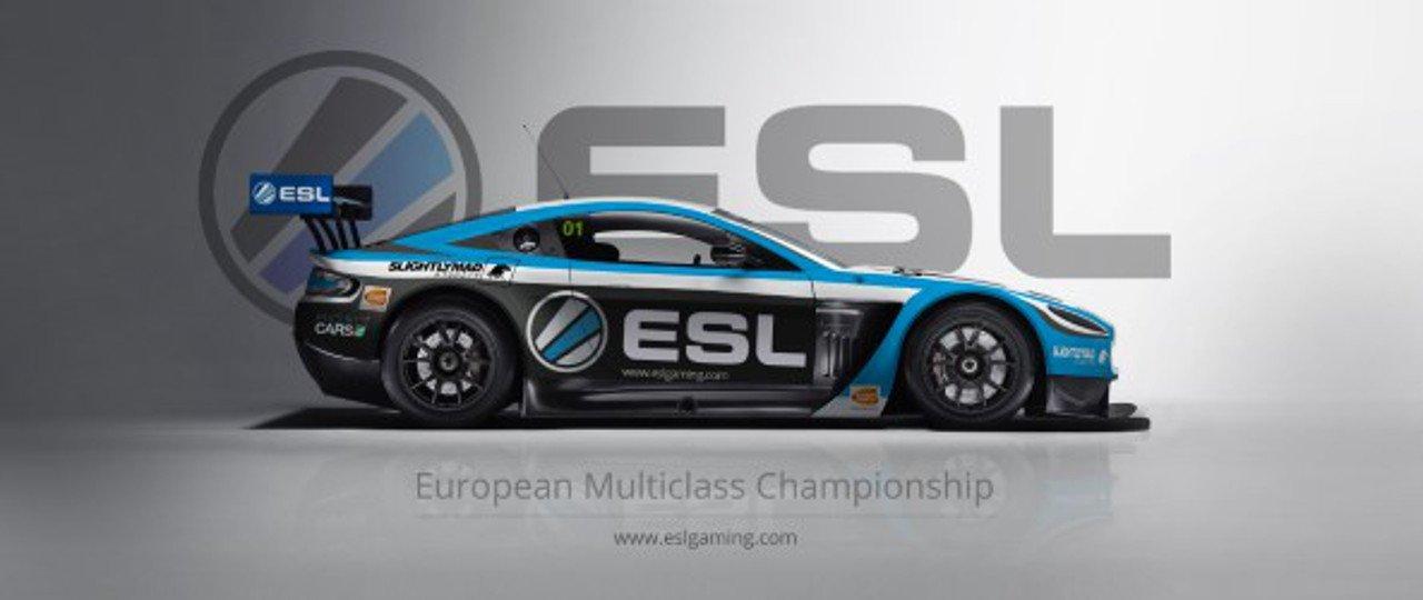 Project CARS: annunciato l'ESL Multi-Class European Championship