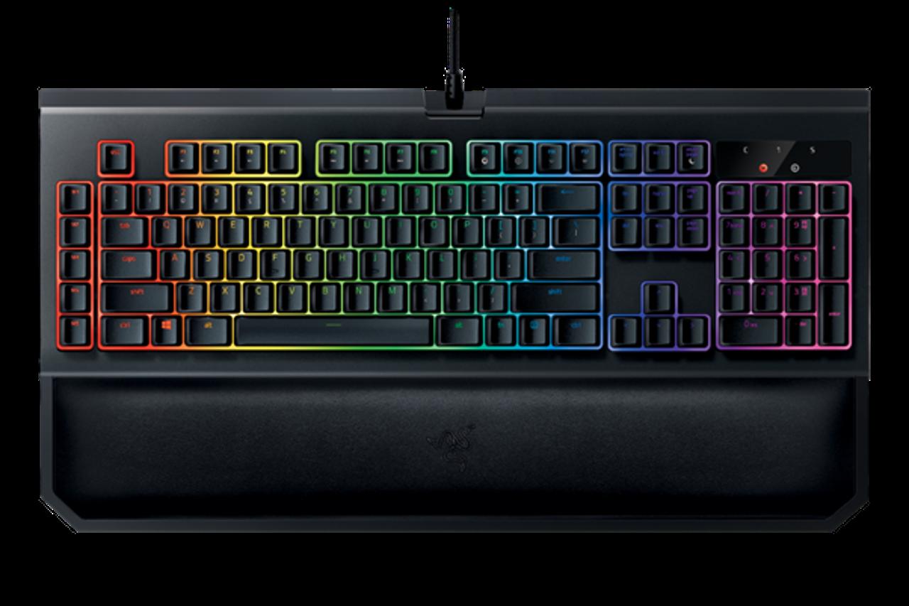 Razer aggiorna la tastiera meccanica gaming Razer Blackwidow