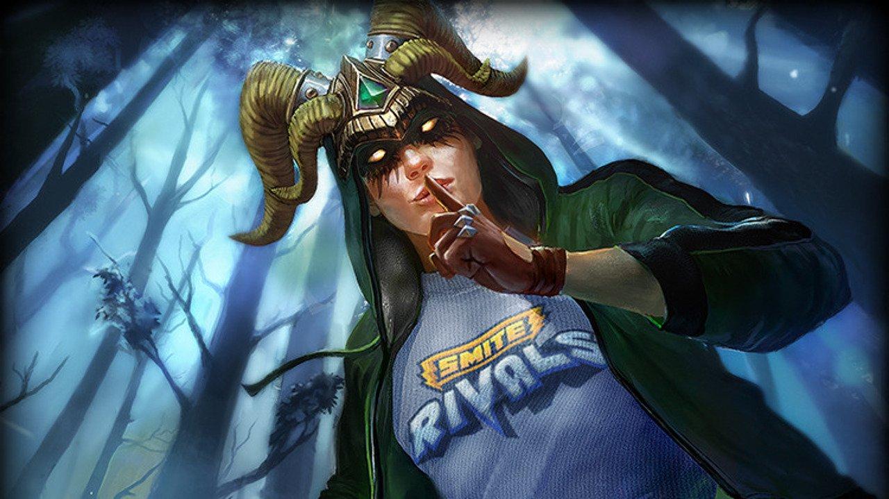 Smite Rivals annunciato per PC e mobile da Hi-Rez Studios