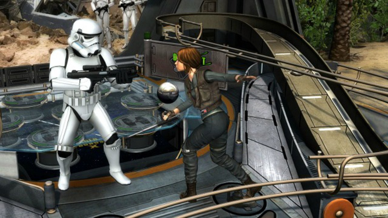 Zen Studios annuncia Star Wars Pinball Rogue One