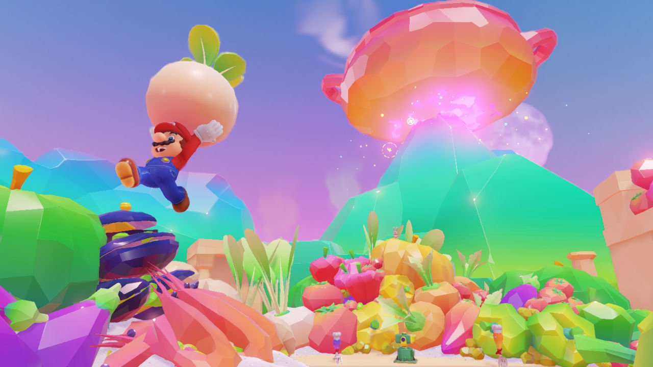 Super Mario Odyssey è già in gold