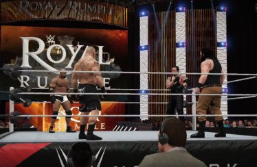 "WWE 2K17: pubblicato il trailer ""Royal Rumble"""