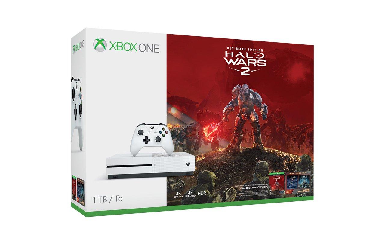 xbox one bundle halo wars