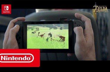 Nintendo Switch: un nuovo trailer ci mostra i titoli di lancio