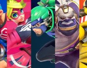 Arms trailer personaggi