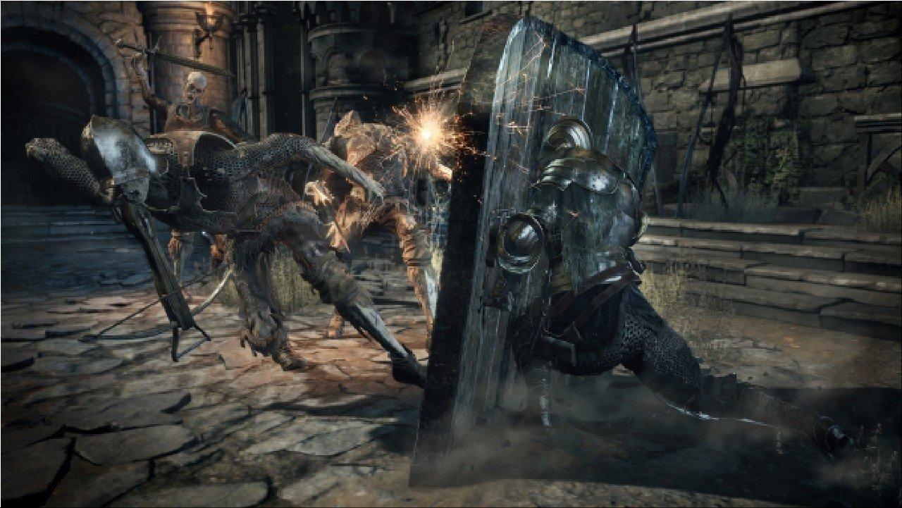 Dark Souls III: la patch 1.11 aumenterà il frame rate su PS4 Pro