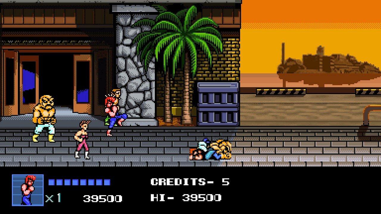 Double Dragon IV immagine PC PS4 03