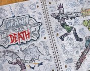 david jaffe software house chiude drawn to death