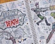Drawn to Death, il peculiare shooter di David Jaffe, arriva su PS4 ad aprile