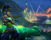 Heroes of the Storm Lucio Overwatch
