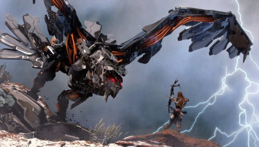 the making of Horizon Zero Dawn steam