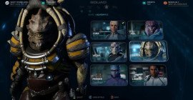 "Mass Effect Andromeda: pubblicato il gameplay ""Characters"""