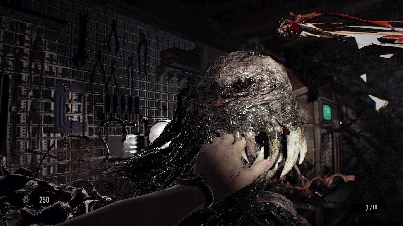RESIDENT EVIL 7 DLC 01