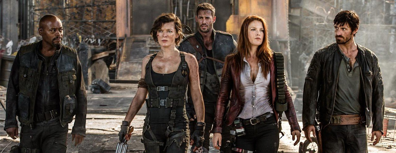 Resident Evil The final chapter immagine Cinema 04