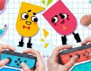 Snipperclips bundle joy-con