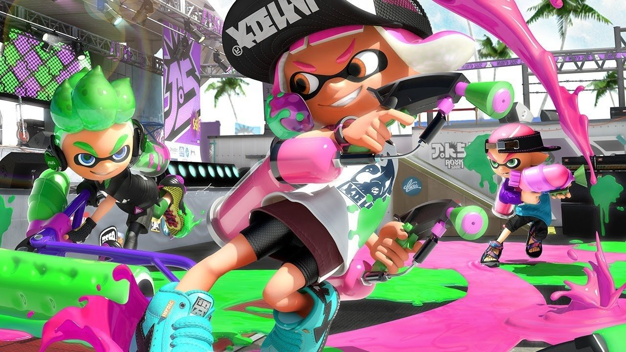 Nintendo e ESL annunciano il campionato ufficiale Go4 Splatoon 2 Italy