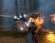 Street Fighter V Kolin video