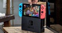 Nintendo switch durata clip