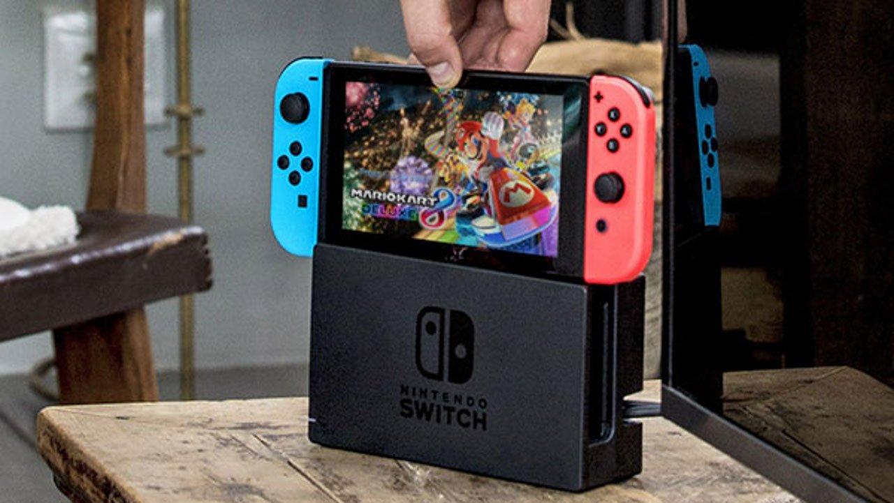 Nintendo Switch supera i dieci milioni di unità vendute
