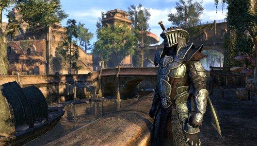 The Elder Scrolls Online Morrowind screenshot