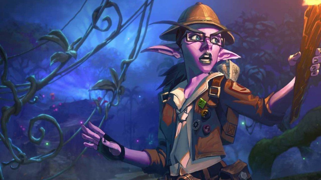 Viaggio a Un'Goro Hearthstone disponibile
