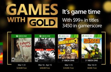Games with Gold: Layers of Fear, Evolve e altri tra i giochi di marzo