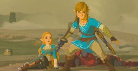 """The Legend of Zelda Breath of the Wild: trailer """"Guard. In This Destiny"""""""