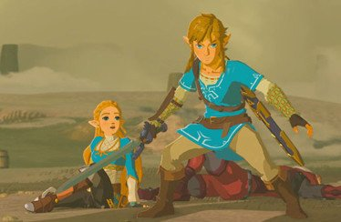 "The Legend of Zelda Breath of the Wild: trailer ""Guard. In This Destiny"""