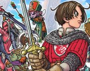 Dragon Quest X per PS4 uscirà quest'estate, entro fine anno su Switch