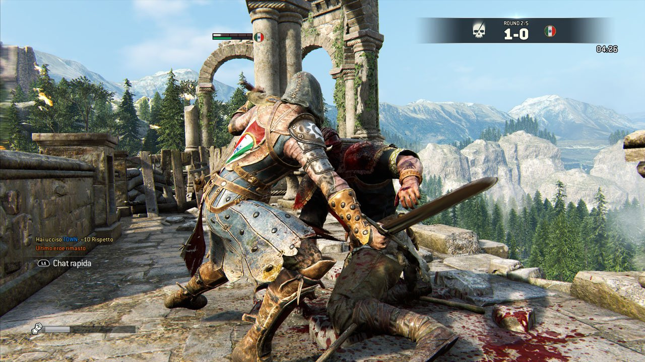 for honor recensione multiplayer