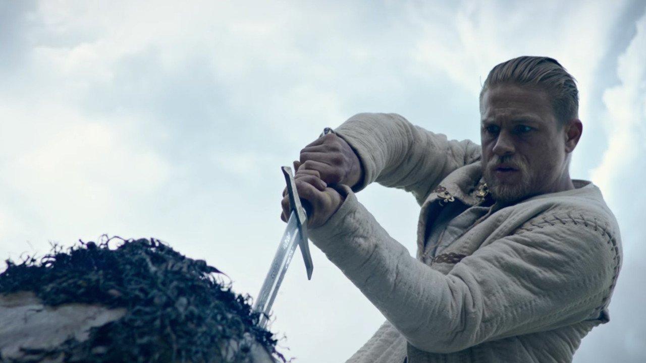 King Arthur il Potere della Spada: una clip esclusiva presentata al Romics