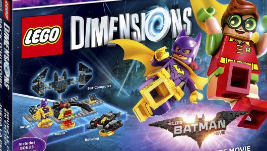 "LEGO Dimensions: disponibili i pack di ""The LEGO Batman Movie"" e ""Knight Rider"""