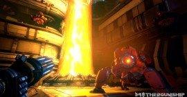 Mothergunship: annunciata l'edizione fisica per PS4 e Xbox One