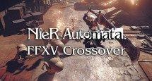 Final Fantasy XV: disponibile il Booster Pack + e contenuti NieR Automata