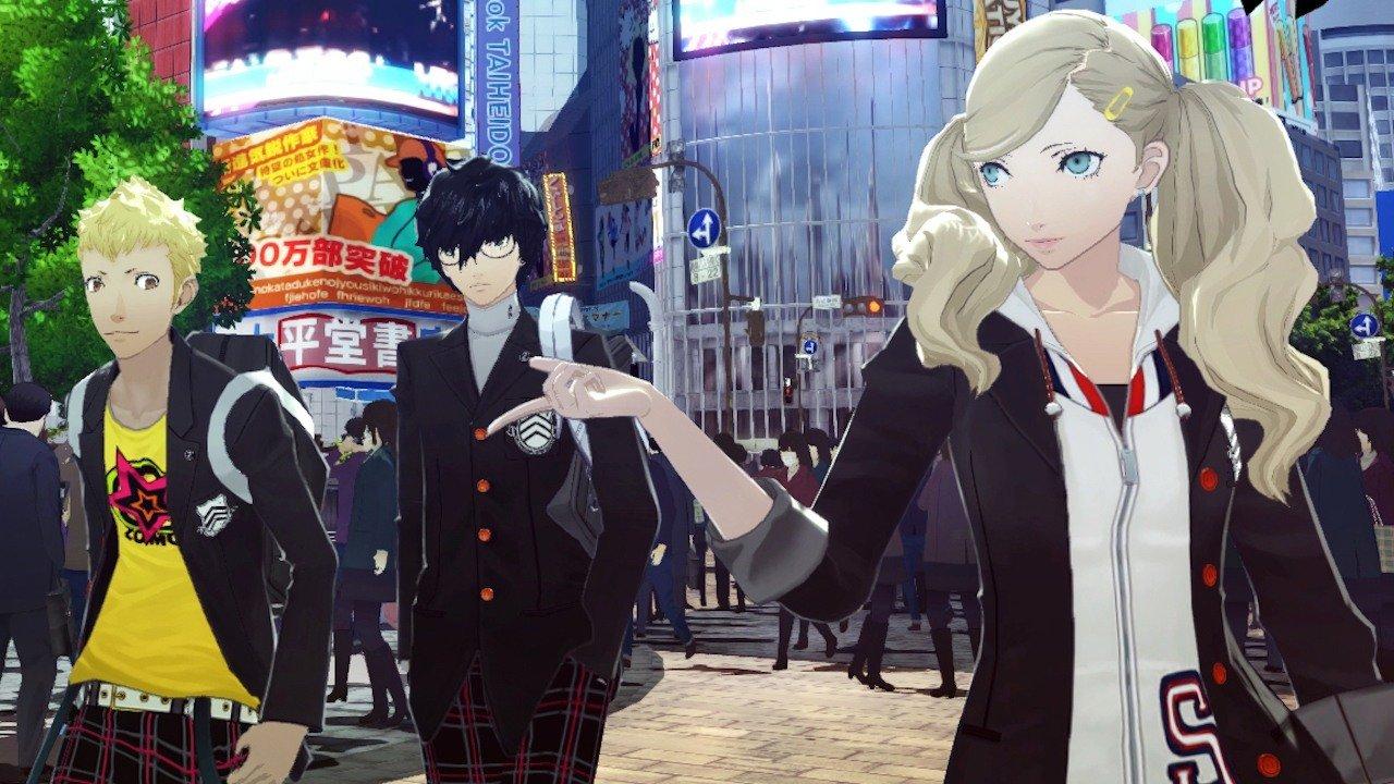 Persona 5: il DLC che implementa le voci giapponesi peserà parecchio