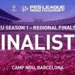 PES League Road to Cardiff: ecco i vincitori della Prima Finale Europea