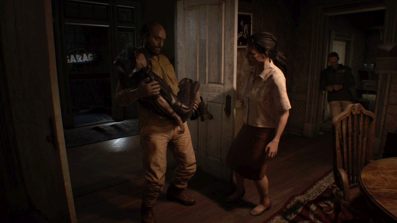 resident evil 7 banned footage 2 recensione ps4 immagine