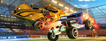 Psyonix e Hot Wheels annunciano il Rocket League RC Toy Set
