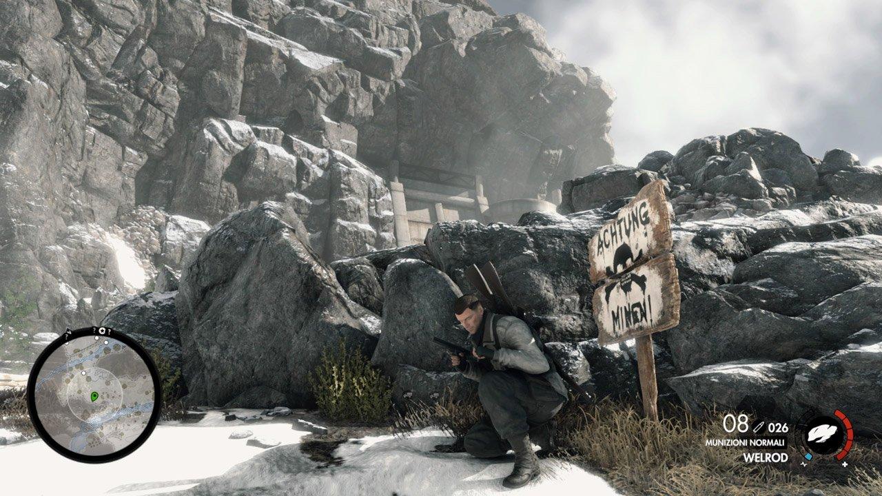 sniper elite 4 recensione ps4 xbox one pc steam