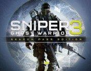 Sniper Ghost Warrior 3: chi prenoterà il gioco otterrà il Season Pass