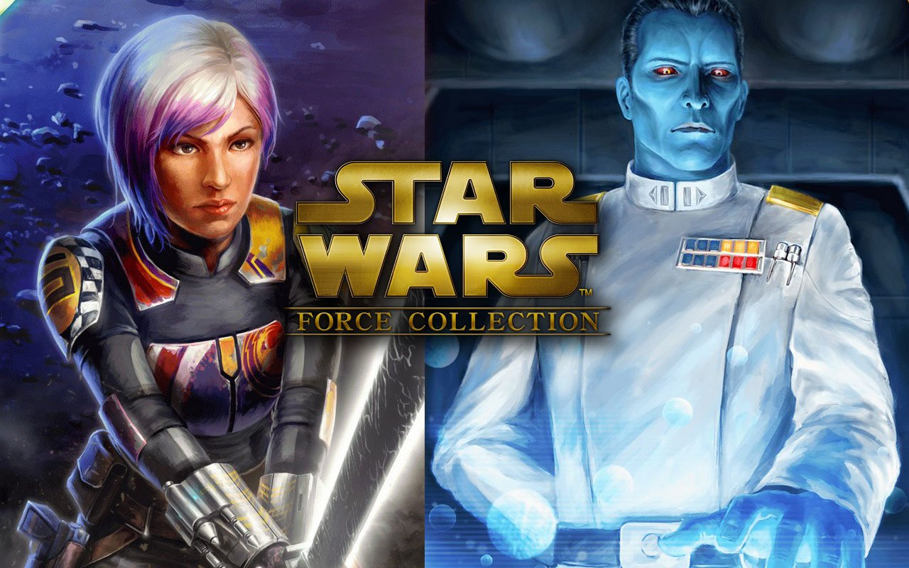 Star Wars Collection introduce Grand'Ammiraglio Thrawn e Sabine Wren