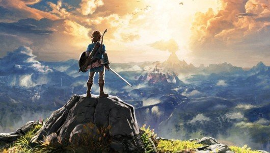 Zelda Breath of the Wild vince il Pulcinella Award al Cartoons on the Bay