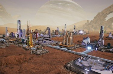 Aven Colony trailer gameplay