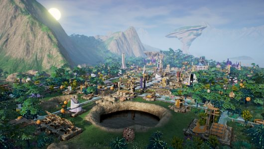 Aven Colony trailer lancio